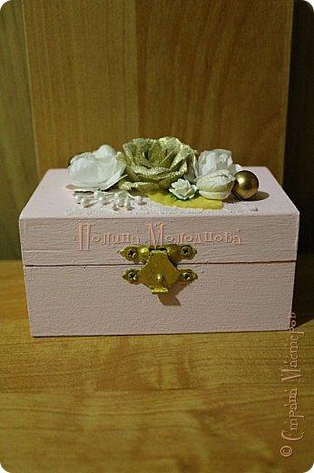 Здравствуйте, жители СМ. Я к вам с очередным свадебным набором. Цвет розовый с золотым. фото 6