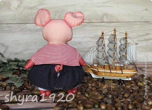 """Сказала борову свинья: """"Очень уж устала я. У меня один каприз - Хочу я на море, в круиз. К солнцу, к пальмам, на юга Уезжаю. Всем пока!""""  Автор: Карина Арнестина  фото 3"""