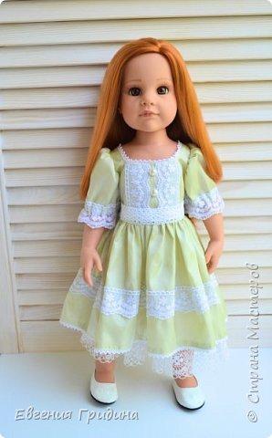 Новое платье для куклы 45-55 см!  фото 1