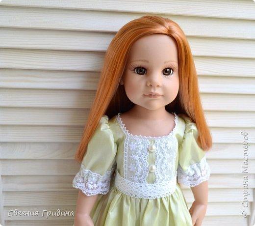 Новое платье для куклы 45-55 см!  фото 2