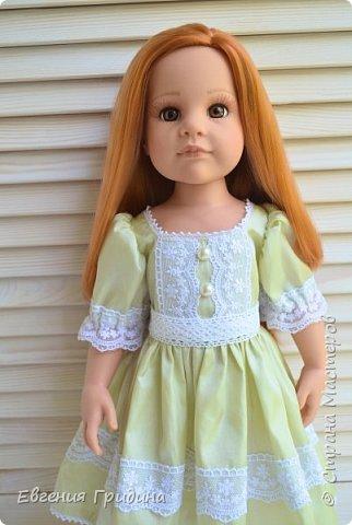 Новое платье для куклы 45-55 см!  фото 3