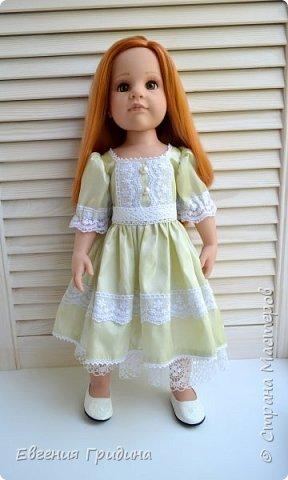 Новое платье для куклы 45-55 см!  фото 5