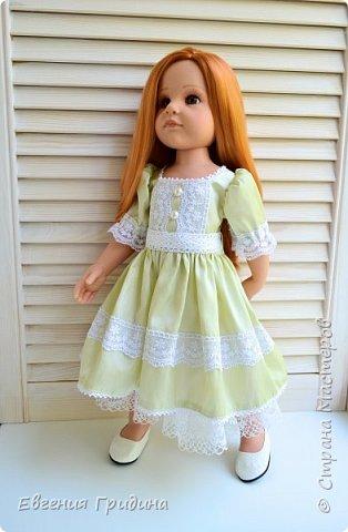 Новое платье для куклы 45-55 см!  фото 6