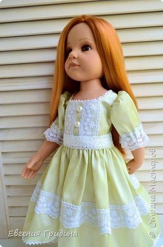 Новое платье для куклы 45-55 см!  фото 9