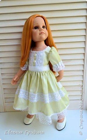 Новое платье для куклы 45-55 см!  фото 7