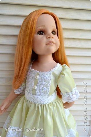 Новое платье для куклы 45-55 см!  фото 8