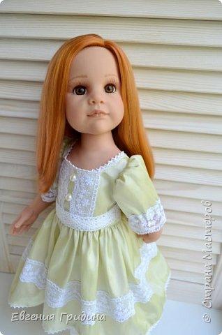 Новое платье для куклы 45-55 см!  фото 10