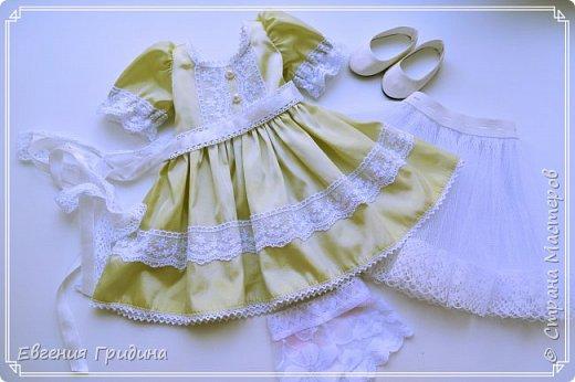 Новое платье для куклы 45-55 см!  фото 12