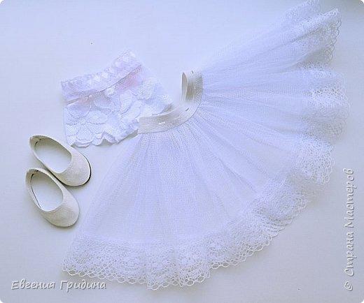 Новое платье для куклы 45-55 см!  фото 13