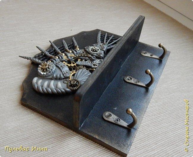 Маленькая ключница фото 3