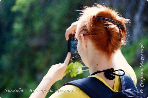 Прошёл почти ровно год с того дня, а такое впечатление, что это было вчера. Неописуемой красоты природа Архыза, Белые водопады, пушистые горы, на которые можно смотреть бесконечно. Я почему-то была уверена и ожидала увидеть скалистые голые горы. Наверное насмотрелась в своё время на фотографии Пятигорска, поэтому представляла увидеть нечто подобное. До сих пор не верится, что можно было смело пить воду, что бежала под ногами, и не бояться за последствия. фото 49