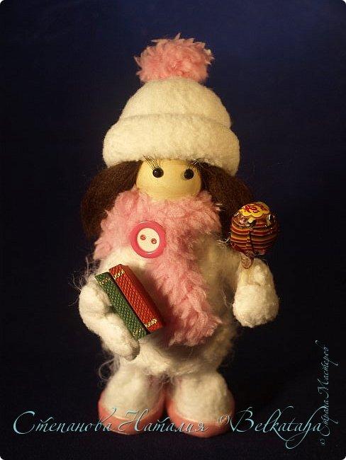 Доброго дня! Сделала ещё трёх куколок, пожалуй, остановлюсь на этом. Приглашаю посмотреть. фото 2