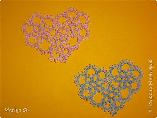 В этом блоге две салфеточки и два сердечка, схема с сайта vilushka.ru. Первой салфеточки схема взята из Интернета. Она состоит из четырех рядов. фото 9