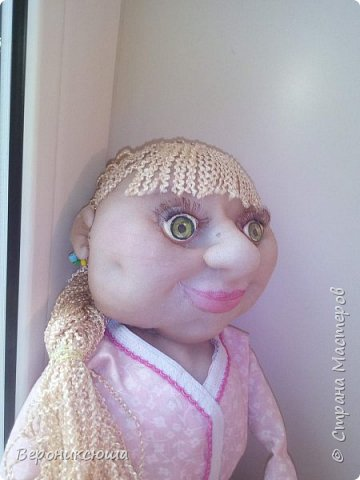 """Портретная кукла. """"Насяльника"""" фото 7"""
