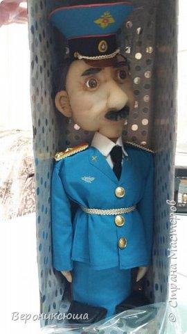 """Портретная кукла. """"Насяльника"""" фото 4"""