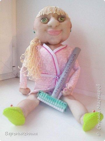 """Портретная кукла. """"Насяльника"""" фото 6"""