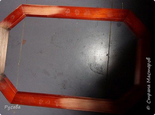 превращение рамы от зеркала  фото 2