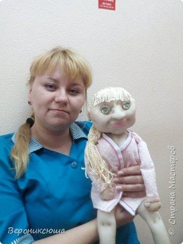 """Портретная кукла. """"Насяльника"""" фото 16"""