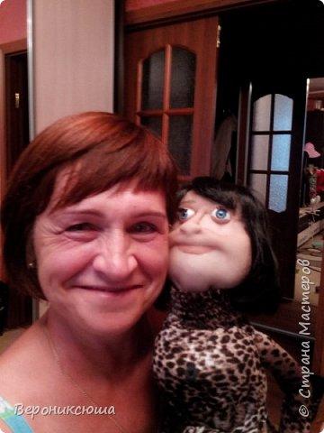 """Портретная кукла. """"Насяльника"""" фото 15"""