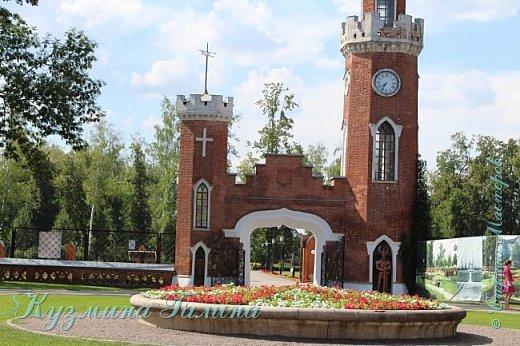 Несколько дней назад я побывала в одном из красивейших мест Воронежской области-замке принцессы Ольденбургской. Честно говоря,фоторепортаж и не собиралась делать,так как рассказывать  и показывать почти нечего.Замок реставрируется,и работы в нём,ох,как много ещё. фото 38