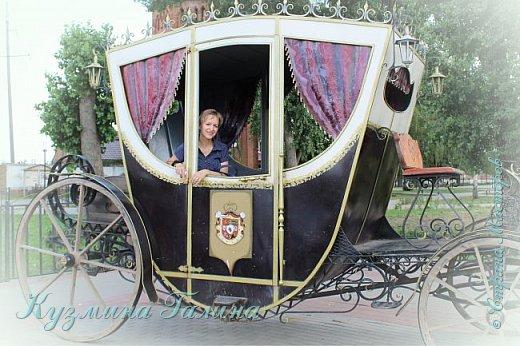 Несколько дней назад я побывала в одном из красивейших мест Воронежской области-замке принцессы Ольденбургской. Честно говоря,фоторепортаж и не собиралась делать,так как рассказывать  и показывать почти нечего.Замок реставрируется,и работы в нём,ох,как много ещё. фото 39