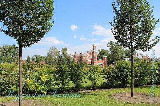 Несколько дней назад я побывала в одном из красивейших мест Воронежской области-замке принцессы Ольденбургской. Честно говоря,фоторепортаж и не собиралась делать,так как рассказывать  и показывать почти нечего.Замок реставрируется,и работы в нём,ох,как много ещё. фото 2