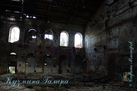 Несколько дней назад я побывала в одном из красивейших мест Воронежской области-замке принцессы Ольденбургской. Честно говоря,фоторепортаж и не собиралась делать,так как рассказывать  и показывать почти нечего.Замок реставрируется,и работы в нём,ох,как много ещё. фото 31