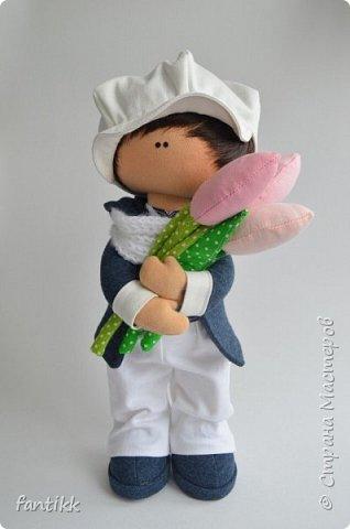 Мое новое увлечение-текстильные интерьерные куклы. Эти работы были выполнены во время марафона Елены Гурылевой. одна из девочек заняла 6  призовое место среди 250 участниц. Процесс очень увлекательный!!!! Присоединяйтесь в этот чудесный мир кукол! фото 6