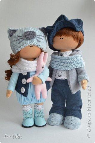 Мое новое увлечение-текстильные интерьерные куклы. Эти работы были выполнены во время марафона Елены Гурылевой. одна из девочек заняла 6  призовое место среди 250 участниц. Процесс очень увлекательный!!!! Присоединяйтесь в этот чудесный мир кукол! фото 3
