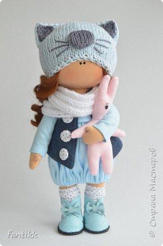Мое новое увлечение-текстильные интерьерные куклы. Эти работы были выполнены во время марафона Елены Гурылевой. одна из девочек заняла 6  призовое место среди 250 участниц. Процесс очень увлекательный!!!! Присоединяйтесь в этот чудесный мир кукол! фото 4
