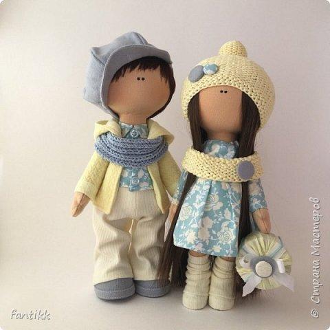 Мое новое увлечение-текстильные интерьерные куклы. Эти работы были выполнены во время марафона Елены Гурылевой. одна из девочек заняла 6  призовое место среди 250 участниц. Процесс очень увлекательный!!!! Присоединяйтесь в этот чудесный мир кукол! фото 11