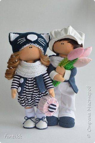 Мое новое увлечение-текстильные интерьерные куклы. Эти работы были выполнены во время марафона Елены Гурылевой. одна из девочек заняла 6  призовое место среди 250 участниц. Процесс очень увлекательный!!!! Присоединяйтесь в этот чудесный мир кукол! фото 5