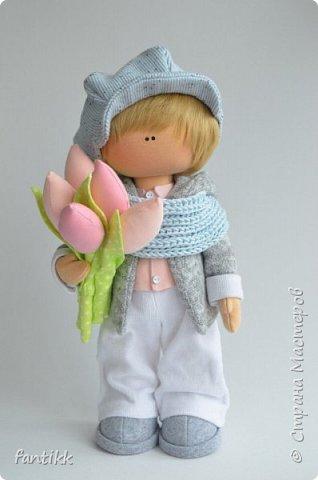 Мое новое увлечение-текстильные интерьерные куклы. Эти работы были выполнены во время марафона Елены Гурылевой. одна из девочек заняла 6  призовое место среди 250 участниц. Процесс очень увлекательный!!!! Присоединяйтесь в этот чудесный мир кукол! фото 9