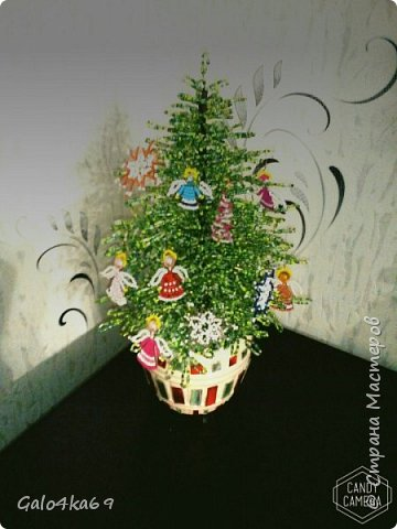 Новогодние елочки фото 2