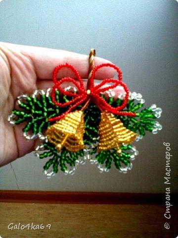 Рождественская веточка фото 5