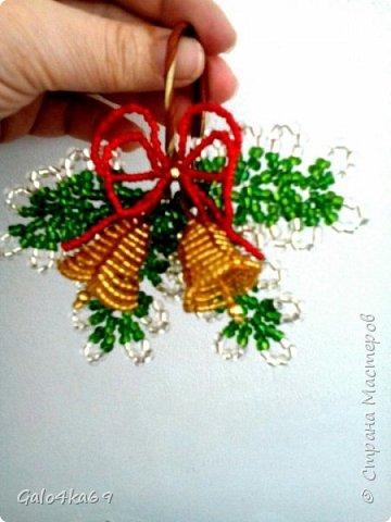 Рождественская веточка фото 7