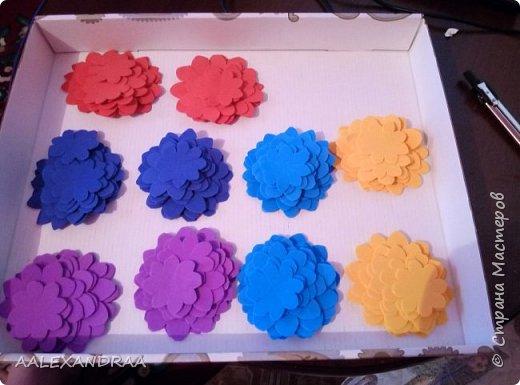 Цветочные Заколочки,резинки фото 3