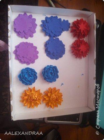 Цветочные Заколочки,резинки фото 4
