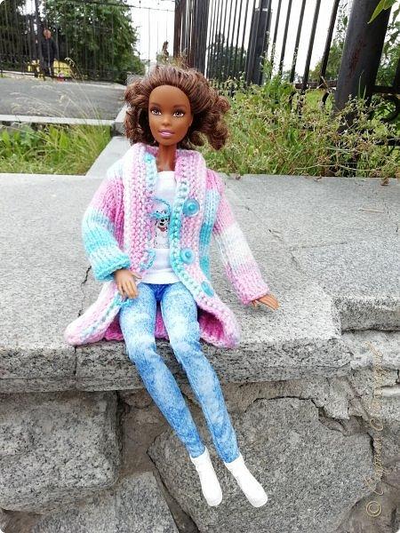А я продолжаю наряжать дочкиных кукол ))) фото 9