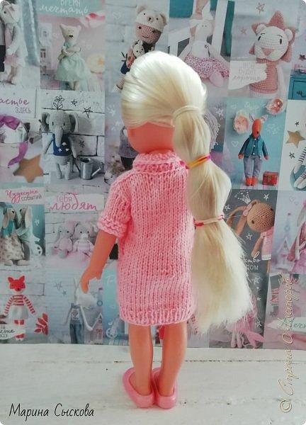 А я продолжаю наряжать дочкиных кукол ))) фото 5