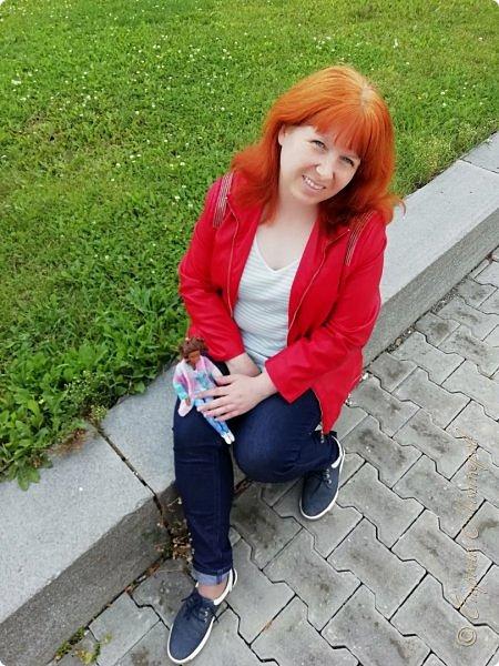 А я продолжаю наряжать дочкиных кукол ))) фото 13
