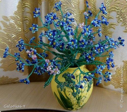 Полевые цветочки в пенечке фото 2