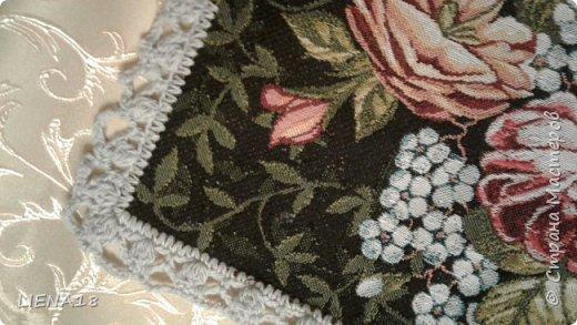 Детский плед в подарок и салфетка на стол. фото 5