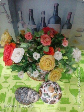 Цветы в чайнике фото 3