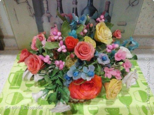 Цветы в чайнике фото 2