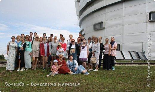 Пожалуй самым необычным и впечатляющим была поездка в обсерваторию. К сожалению был выходной и мы не попали на полноценную экскурсию, во внутрь Большого телескопа. Но само осознание, что ты находишься так высоко, в САМОМ крупном астрономическом центре России, вызывает небывалый восторг. фото 20