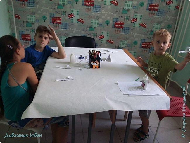 Провёл очередной мастер-класс для детей . Сделал сам вот такую мышку по мк Натальи Владимировны Хоменко - https://stranamasterov.ru/node/787956  фото 5