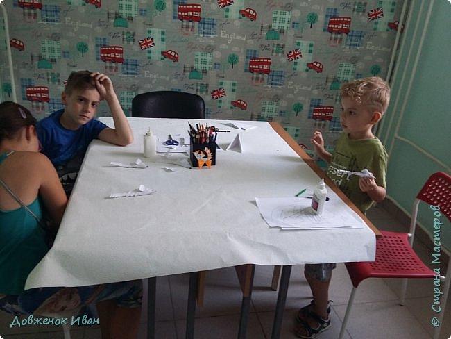 Провёл очередной мастер-класс для детей . Сделал сам вот такую мышку по мк Натальи Владимировны Хоменко - https://stranamasterov.ru/node/787956  фото 6