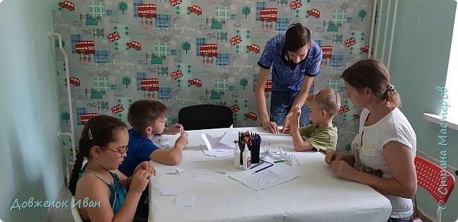 Провёл очередной мастер-класс для детей . Сделал сам вот такую мышку по мк Натальи Владимировны Хоменко - https://stranamasterov.ru/node/787956  фото 3