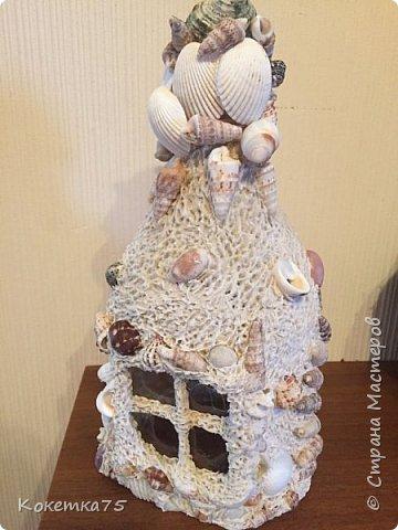 Домик в морской тематике) фото 8